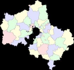 enterobiosis moszkvai régió)