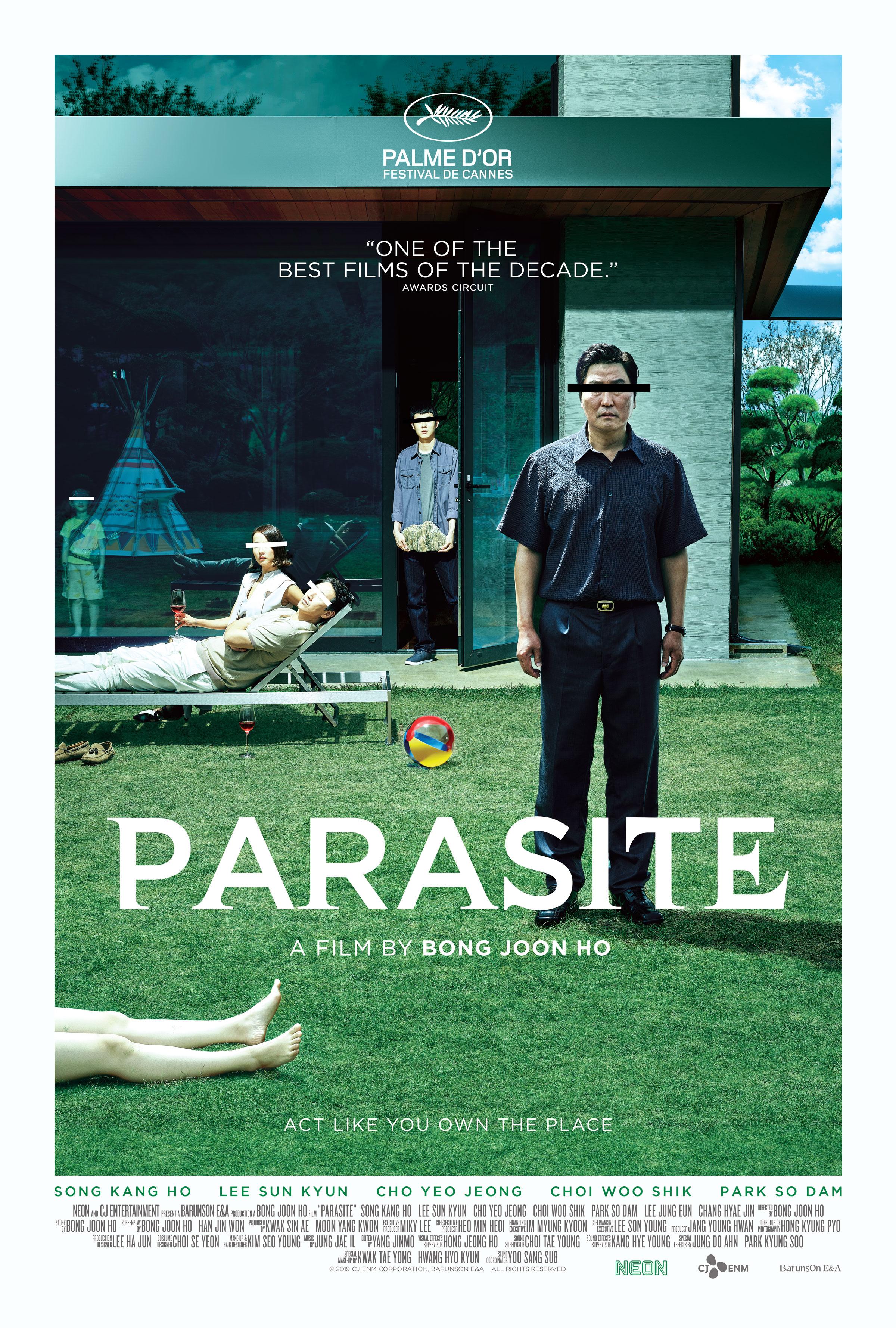 parazita thriller