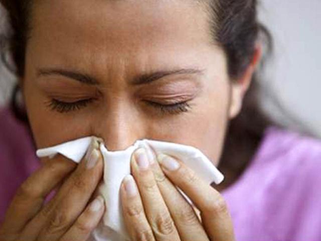 allergia a paraziták kezelése után)