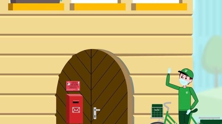 intoxikált postai úton)