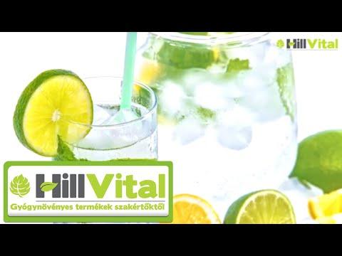 citrom kezelés a paraziták számára