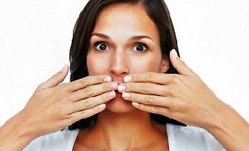 Keserűség a szájból, minek miatt