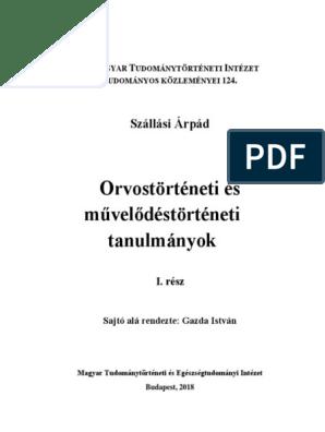 trichinosis szelekciós törvény)