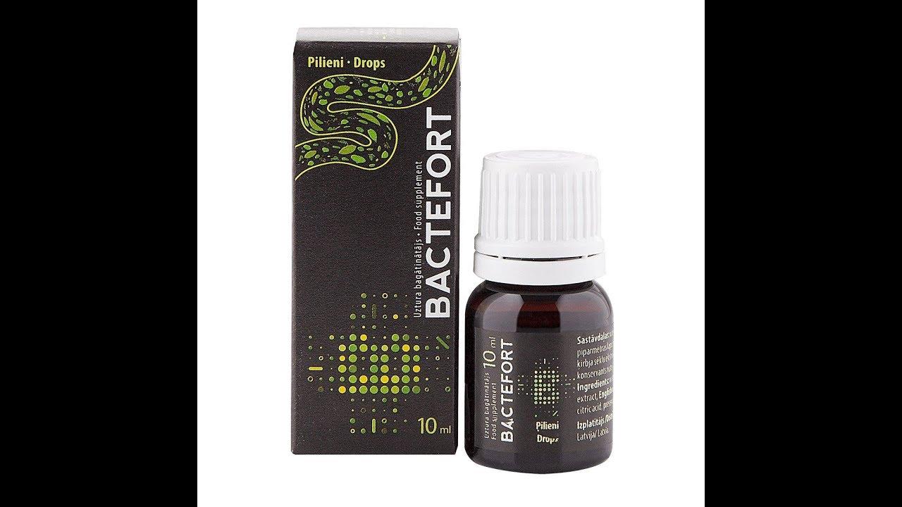 Bactefort üdítőital-koncentrátum