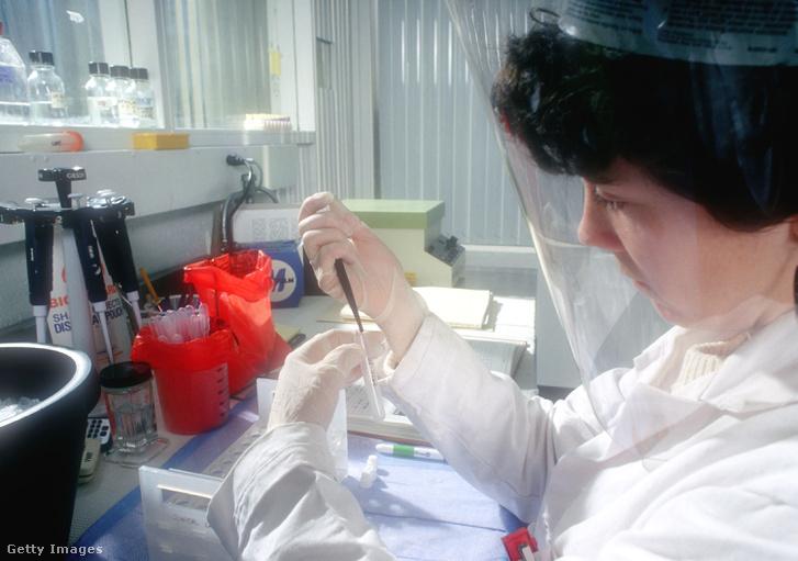 drogmérgező segít a HIV fertőzésben