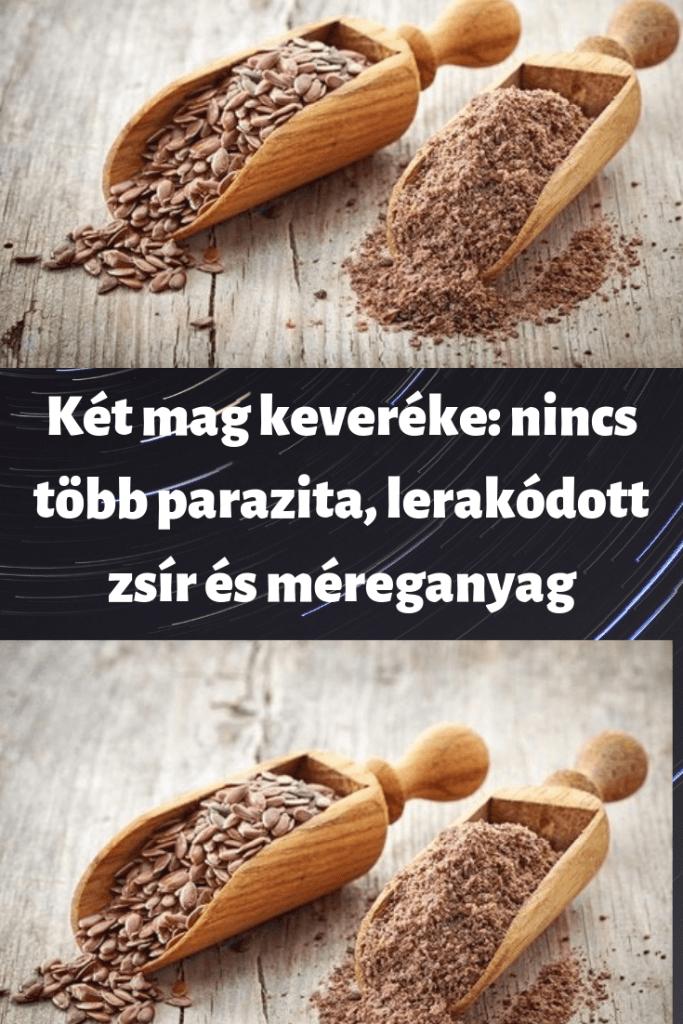 diéta a paraziták kezelésére a májban)