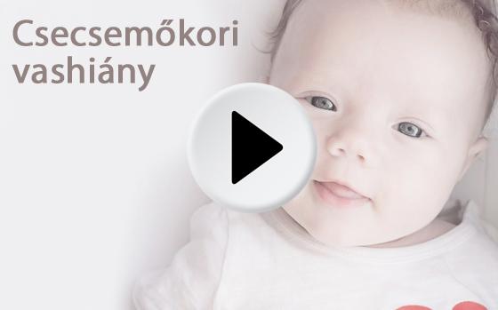 vashiány tünetei babáknál