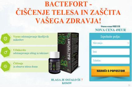 Bactefort hivatalos oldal