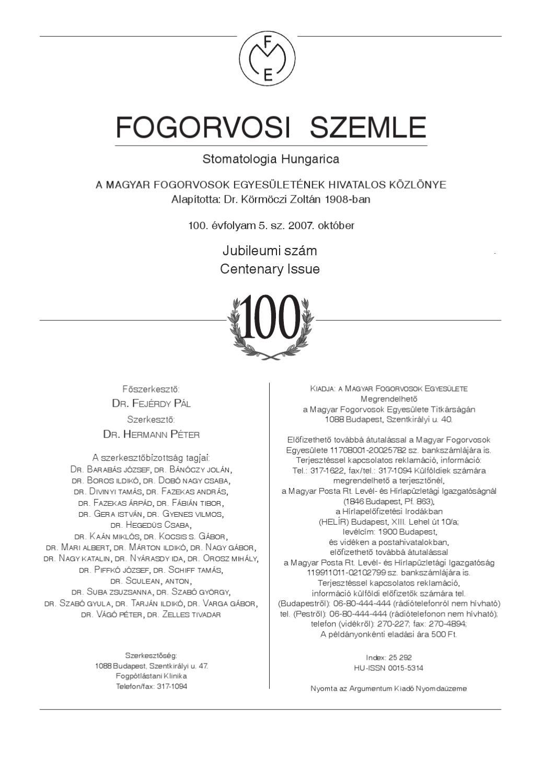 makroparaziták és a veleszületett immunreaktivitás)
