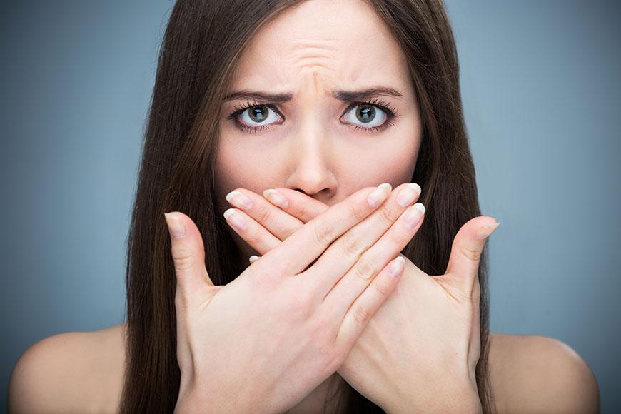 Rossz lehelet tüsszentéskor. A rossz lehelet 11 lehetséges oka