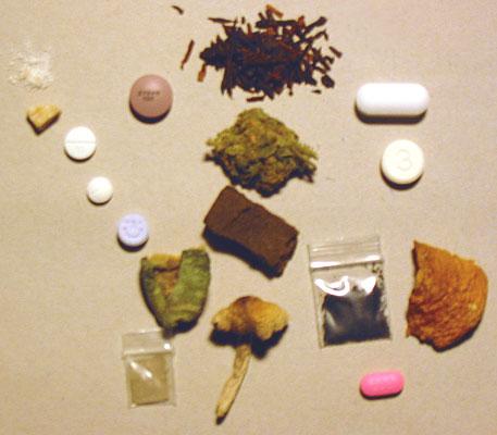 Pszichoaktív szerek – Wikipédia