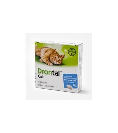 drontal cat féreghajtó tabletta