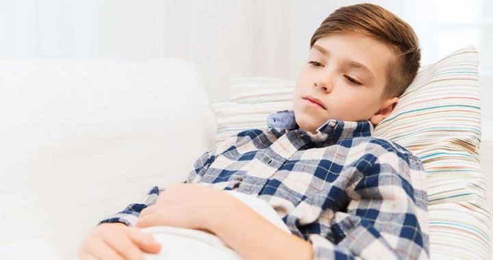a férgek kezelése gyermekkorban