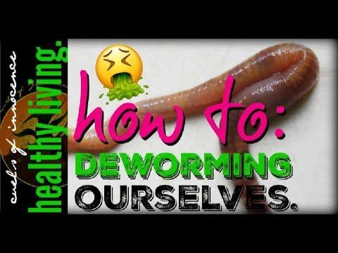 deworming jelentése)