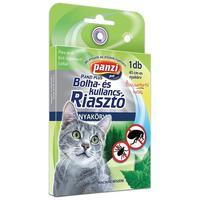Új, 3 hónapos védelmet nyújtó készítmény bolha és kullancs ellen macskáknak!