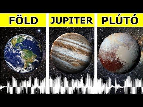 Kisokos - A Naprendszer bolygói és holdjaik