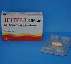 Enterobiasis tabletta mennyit