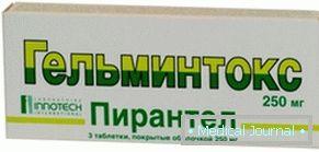 enterobiosis a terhes nő)