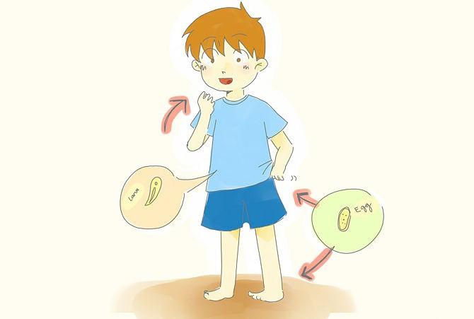 Férgek egy gyermekben az iskolában, Vigyázat bélférgek! - Bébik, kicsik és nagyok