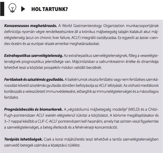 krónikus helmintikus fertőzések)