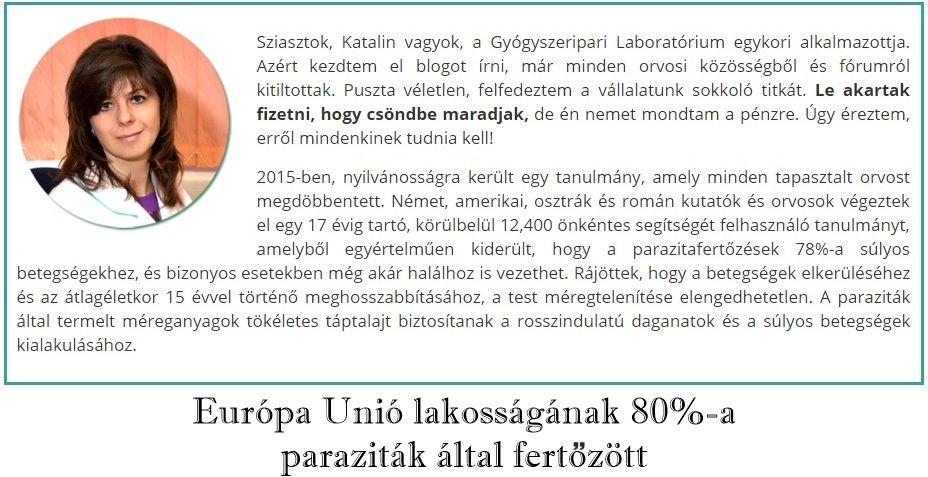 parazitá szervezet)