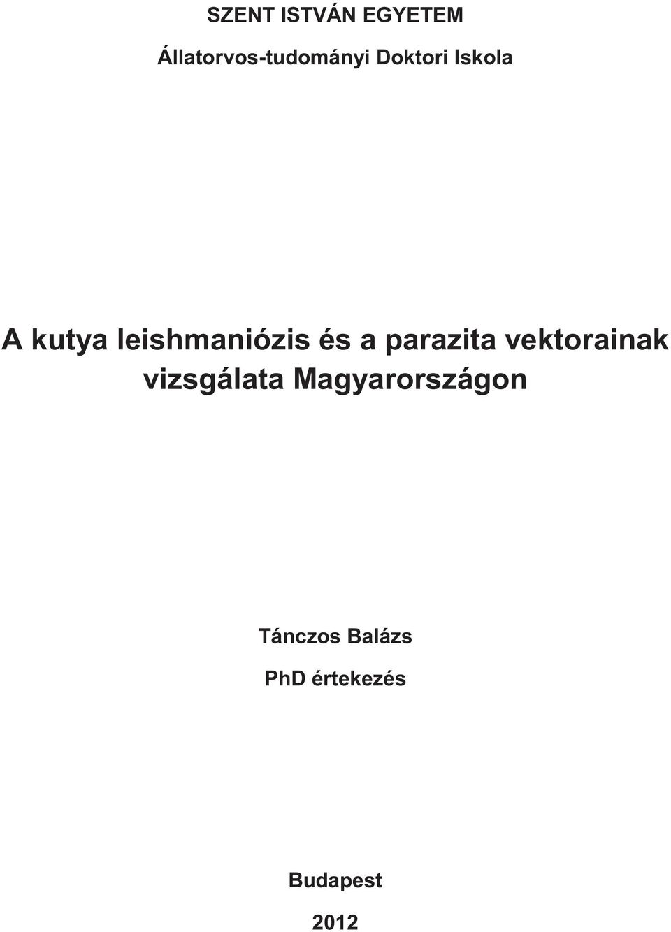 parazita kivonás)