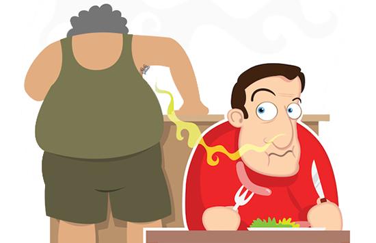 Perzisztáló szag a szájból. Mi a baj a mandulával, miért bűzlik?