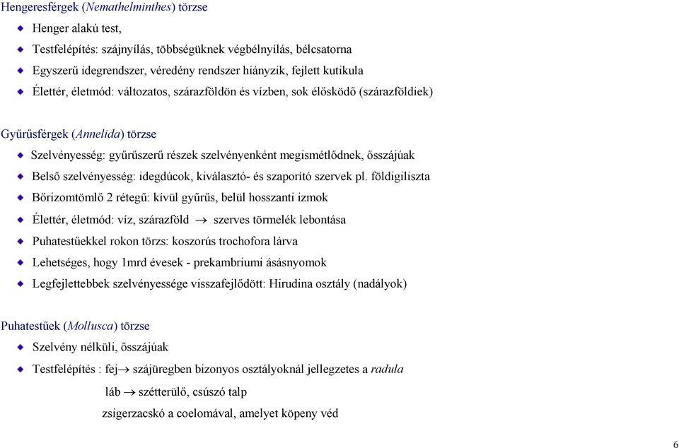 phylum aschelminthes képek névvel