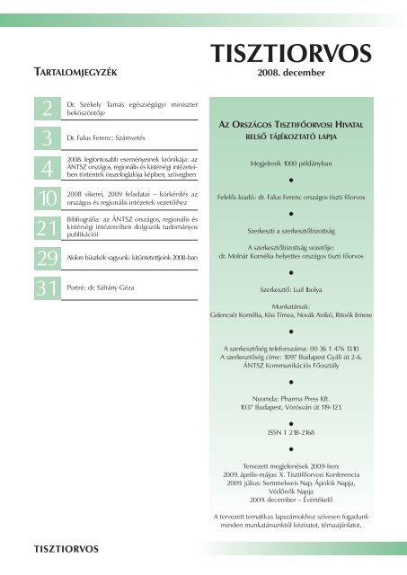 Talaj által átadott helminth- kontroll program