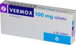 parazita gyógyszer emberre vermox)