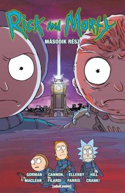 A Rick and Morty még mindig zseniális