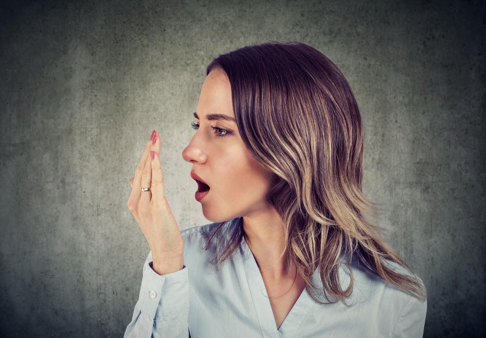 Miért van reggel rossz szagom?