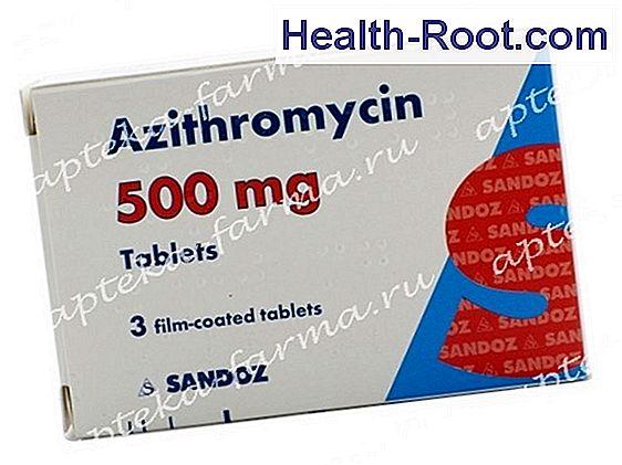 azitromicin a rossz lehelet ellen)