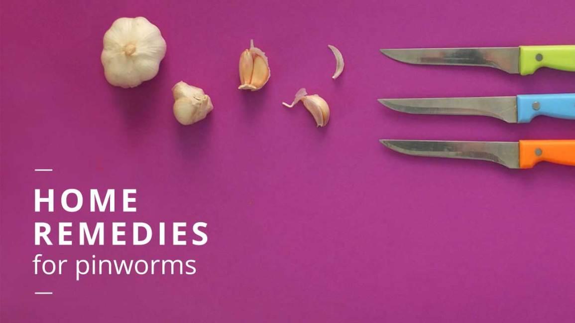 pinworm worms fotókezelés)