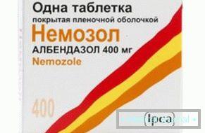 gyógyszerek gyermekek giardiasis kezelésére