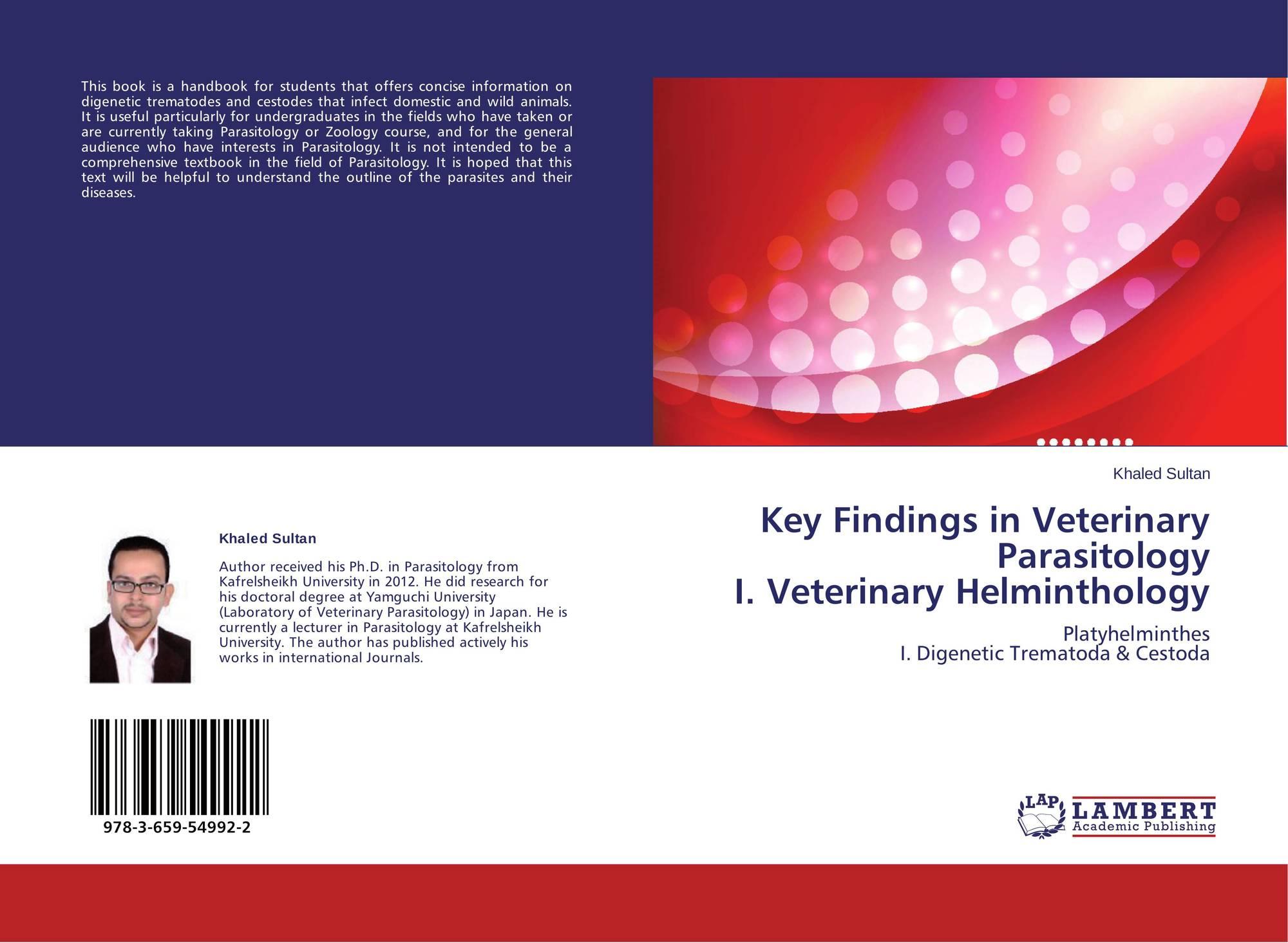 Course d helminthologie)