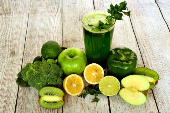 méregtelenítő diéta adalékok nélkül
