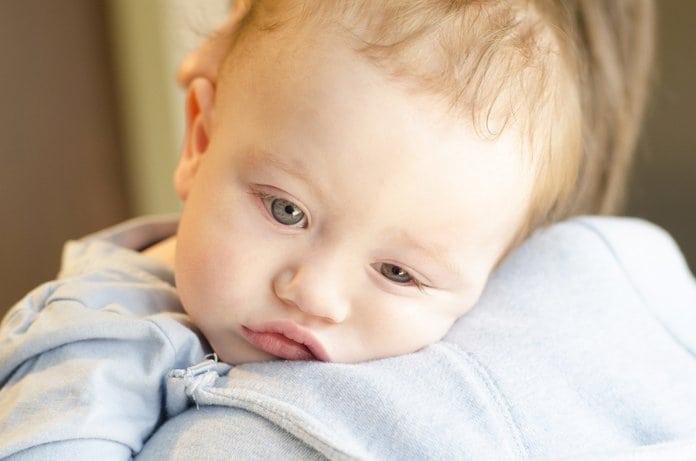 megfázás tünetei babáknál