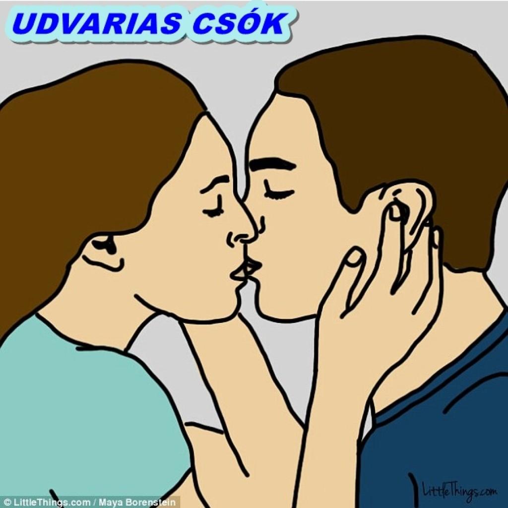 ijedt csók rossz szájjal