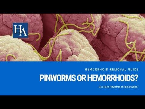 pinworm tünetek felnőttek fórumán)