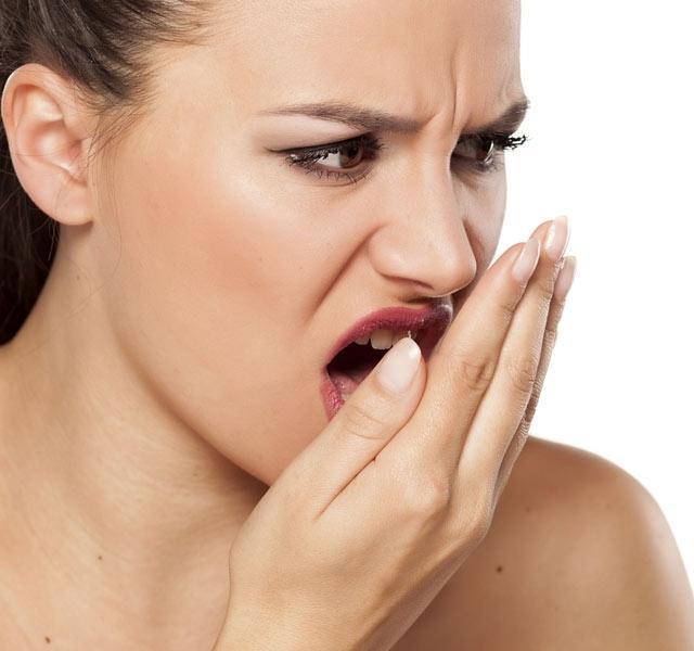 toxikózis és rossz lehelet